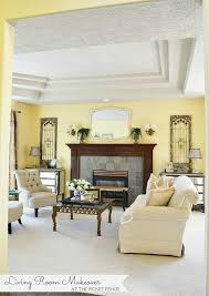 My Traditional Meets French Country Living Room Makeover Home Decor Ideas
