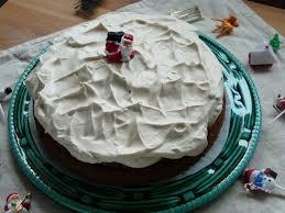 idée de dessert pour noël gâteau mousseux crème café miss patiss