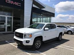 Parkersburg - New GMC Canyon Vehicles For Sale
