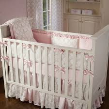 Pink John Deere Bedroom Decor by Bedroom Unique Pink And Taupe Bedding Set Ideas For Baby