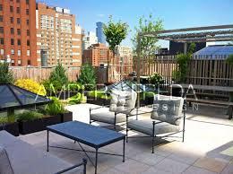 100 Tribeca Roof Terrace Design NYC Amber Top Deck