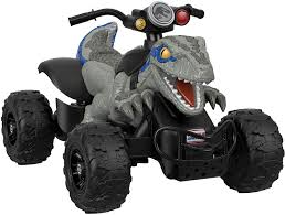 100 Truck Power Wheels Amazoncom Jurassic World Dino Racer Toys Games