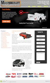Mastercraft Truck Equipment Competitors, Revenue And Employees ...