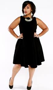 plus size fashion find rebecca black tie circle dress from wole