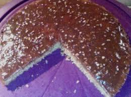 kokos nuss kuchen mit schokoladenguss glutenfrei