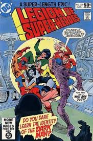 DC Comicss Legion Of Super Heroes Issue 270