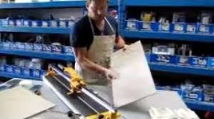 Kobalt Tile Cutter You Tube by 03 440sb36 Cutting 36