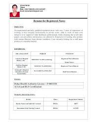 Sample Icu Nurse Resume Dialysis 9 Travel Cover Letter