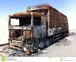 100 Burnt Truck Out Truck In Desert Stock Photo Image Of Lost 38099348