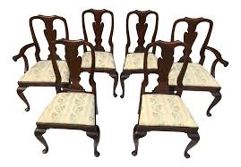 1960s Vintage Henkel Harris Mahogany Dining Room Chairs- Set Of 6 ... Shop Psca6cmah Mahogany Finish 4chair And Ding Bench 6piece Three Posts Remsen Extendable Set With 6 Chairs Reviews Fniture Pating By The Professionals Matthews Restoration Tustin Chair Room Store Antoinette In Cherry In 2019 Traditional Sets Covers Leather Designs Dark Superb 1960s Scdinavian Design Rose Finished Teak Transitional Upholstered Mahogany Ding Room Chairs Lancaster Table Seating Wooden School House Modern Oval Woptional Cleo Set Finish Home Stag Extending Table 4