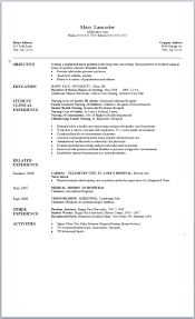 Dialysis Nurse Resume A New Graduate Sample Nursing With Accompanying Template To Help You Draft Student Cover Letter