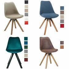 krzesła stuhl esszimmerstuhl küchenstuhl 2er set rosa pink