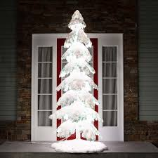 Flagpole Christmas Tree Uk by Outdoor Christmas Trees Buy Now From Festive Lights