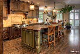 Rustic Kitchen Island Lighting Ideas by Kitchen Stylish Rustic Kitchen Island Inside Rustic Kitchen