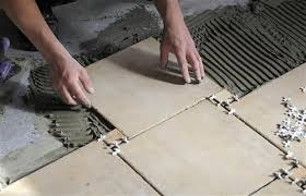 tile installation procedure safe work method of statement