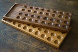 Handmade Wooden Board Games TraditionalWoodenGamescouk