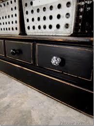 The 25 best Black painted furniture ideas on Pinterest