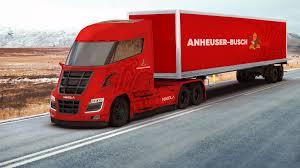 Anheuser-Busch Orders 800 Nikola Hydrogen-electric Trucks   Fleet Owner