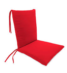 Sunbrella Classic Rocking Chair Cushions With Ties, Seat 21 ...