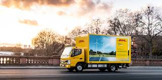 100 Dhe Trucking Daimler Begins Deliveries Of First FUSO ECanter Electric Trucks In