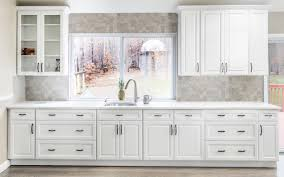 Forevermark Cabinets Uptown White by Fabuwood Cabinets Cabinetry Makes This Kitchen A Cozy Niche