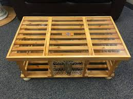 Decorative Lobster Traps Small by Custom Challenge Coin Lobster Trap Table Square