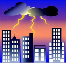 Storm Clipart Lighting 10