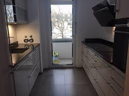 zwei zeilen küche schüller klein aber