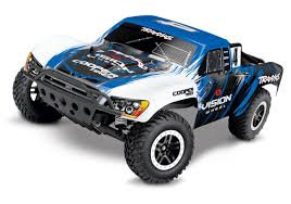 100 Slash Rc Truck Traxxas 2WD ShortCourse ID Tech 24GHz TRA580341 RC