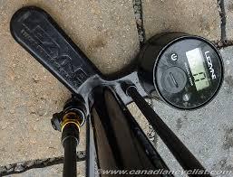Lezyne Steel Floor Drive Pump Canada by Canadian Cyclist Review Lezyne Alloy Digital Drive Floor Pump