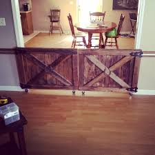 Custom Made Barn Door Rolling Baby Gates. | House Stuff ... Baby Gate With A Rustic Flair Weeds Barn Door Babydog Simplykierstecom Diy Pet Itructions Wooden Gates Sliding Doors Ideas Asusparapc The Sunset Lane Barn Door Baby Gate Reclaimed Woodbarn Rockin The Dots How To Make 25 Diy 1000 About Ba Stairs On Pinterest Stair Image Result For House
