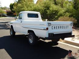 4X4 Truckss: Vintage Chevy 4x4 Trucks For Sale