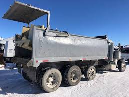 100 Dump Truck Tailgate 1995 Good Used Steel Bed 17FT Includes For Sale