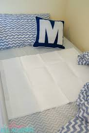 Goodnites Disposable Bed Mats by Bed Wetting 5 Easy Steps To A Better And Dryer Night The Diary