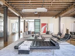 100 Lofts In Tribeca Loft Designed By IMG LIVING ROOM In 2019 Loft Design