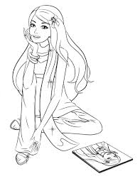Coloring Pages Kids Barbie Page Dora And Friends
