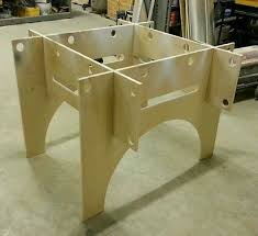 Festool Track Saw Portable Workbench Cut Table Plans Woodworking