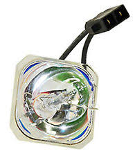 Epson 8350 Lamp Replacement by Replacement Bulb For Epson Powerlite Home Cinema 700 Bare Lamp Onl
