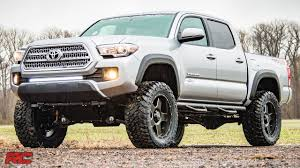 100 How Much Is It To Lift A Truck 20162017 Yota Tacoma 4inch Suspension Kit By Rough Country
