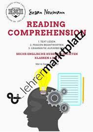 reading comprehension sechs englische kurzgeschichten mit grammatik aufgaben im pdf und docx
