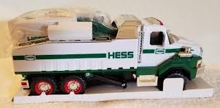 100 Hess Toy Truck Values 2017 HESS TOY TRUCK And 2014 HESS TOY TRUCK 2 Lot Both New
