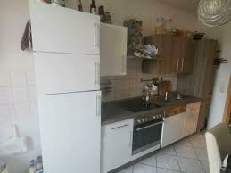 küche küchenzeile ohne deko mit einbaugeräte