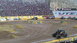 Monster Jam 2017 El Paso Tx Raminator Freestyle - YouTube Maximum Destruction Monster Jam 2015utep El Pasotx Youtube Truck Show Paso Texas Youtube Tx Sunbowl March 100 Obsessionracing Com U2014 Oakland East Bay Tickets Na At Alameda Trucks Invade Nrg Truck Tour Comes To Los Angeles This Winter And Spring Devaatormonstertruck In Tx 2017 Intro Ian Graham S Monster Jam Archives Heraldpost