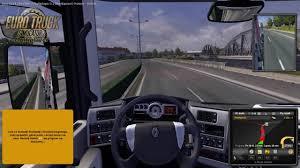 Media Update #1 - Disabled Road Traffic Video - Euro Truck Simulator ...