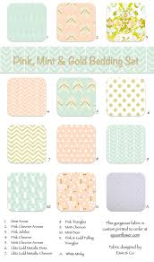 Coral And Mint Crib Bedding by 216 Best Pink Crib Bedding Sets Images On Pinterest Baby Cribs