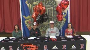 Tuff Shed Reno Hours by Four Reno High Athletes Sign Letters Of Intent