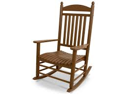 POLYWOOD® Rocker Recycled Plastic Arm Lounge Chair