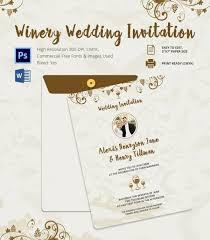 Wedding Invitation Pdf Template 71 Free Printable Word Psd