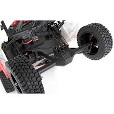 Losi LOS03008T1 - 1/10 Baja Rey 4WD RTR Desert Truck With AVC®, Red ...