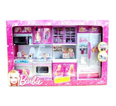 Barbie Doll House Set Images Barbie Dream House Battery Operated